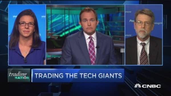 Trading Nation: Big tech's big year