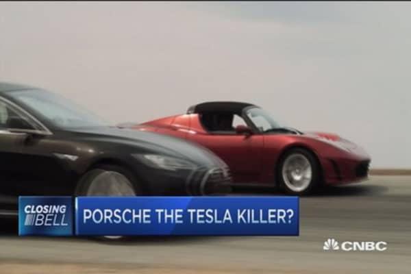 Who kills who? Porsche vs. Tesla