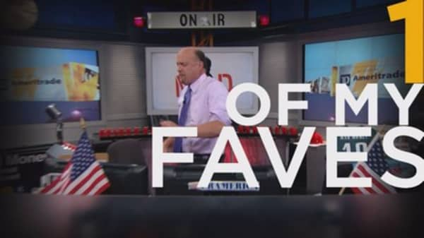 Cramer: The surprising stock to buy if the Fed moves