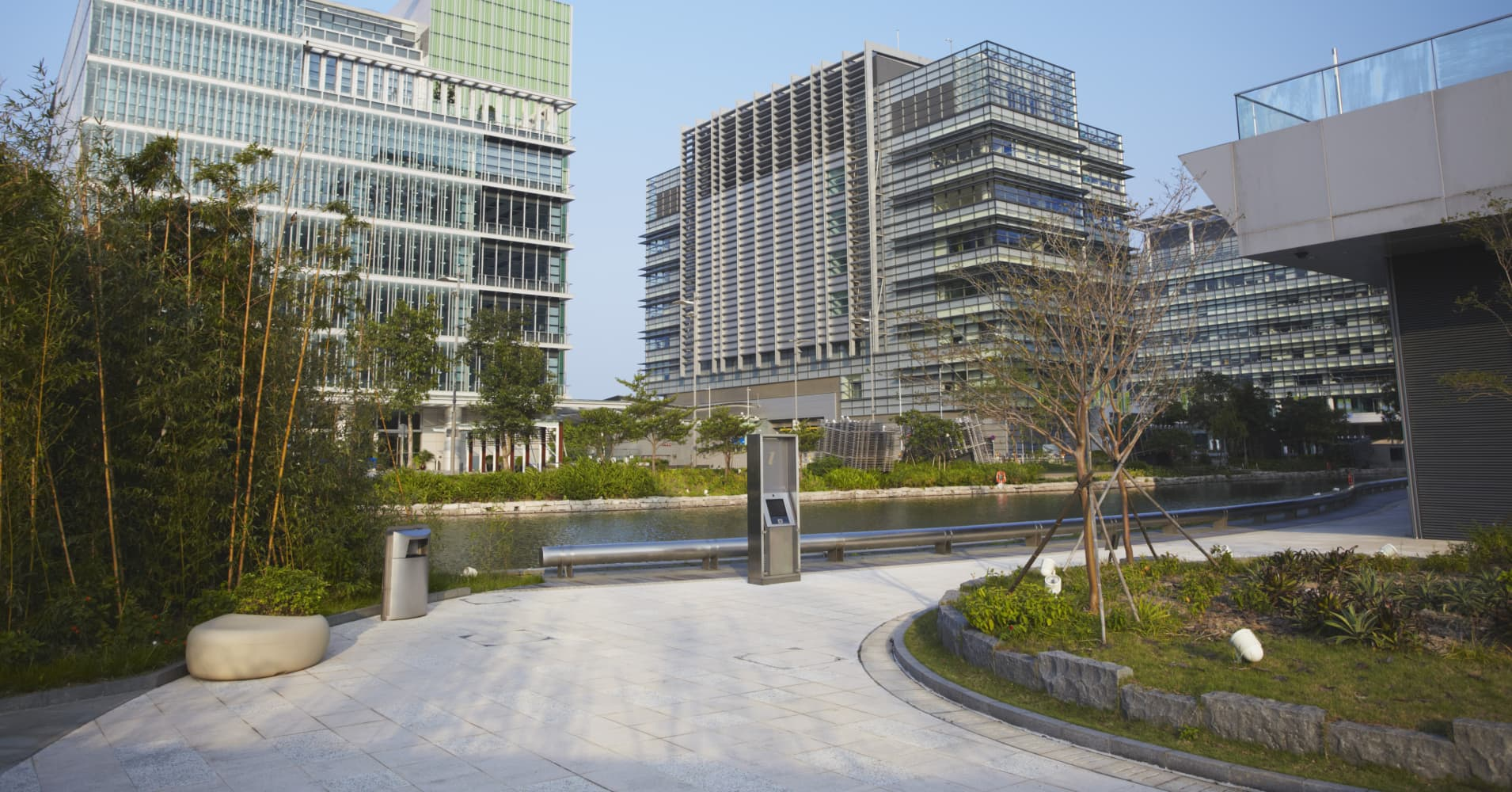 Hkstp S Allen Ma Hong Kong Science Park Attracting Top