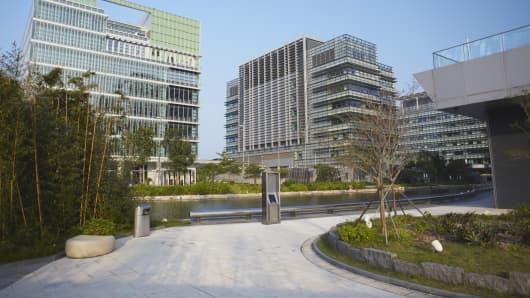 Hong Kong Science Park, Tai Po, New Territories, Hong Kong.