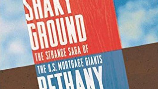 Shaky Ground: The Strange Saga of the U.S. Mortgage Giants book cover.