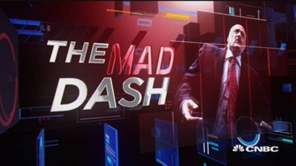 Cramer's Mad Dash: FedEx