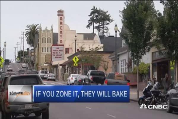 Heart of California's marijuana industry