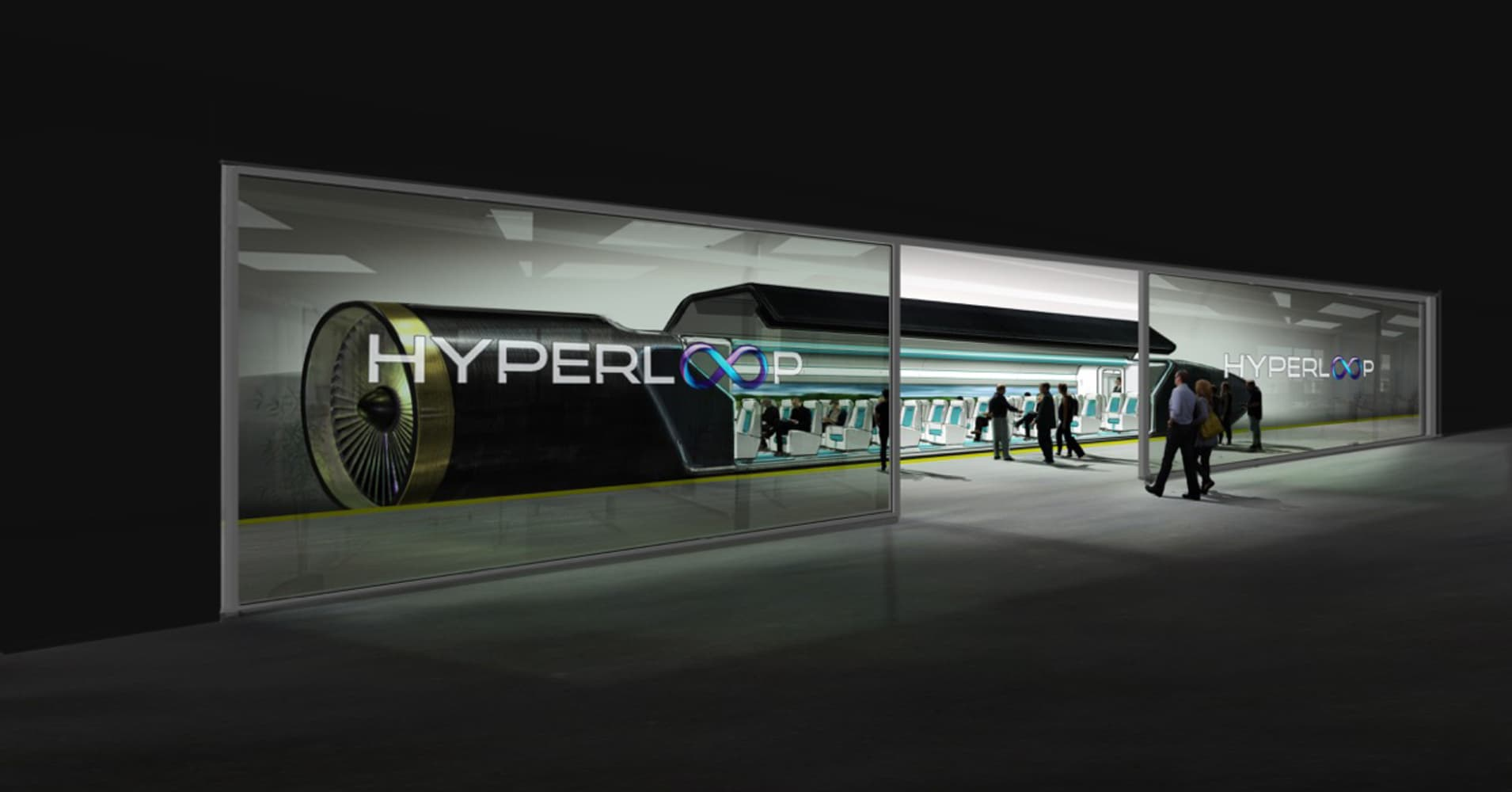 Hyperloop Technologies Choose Nevada To Test Superfast