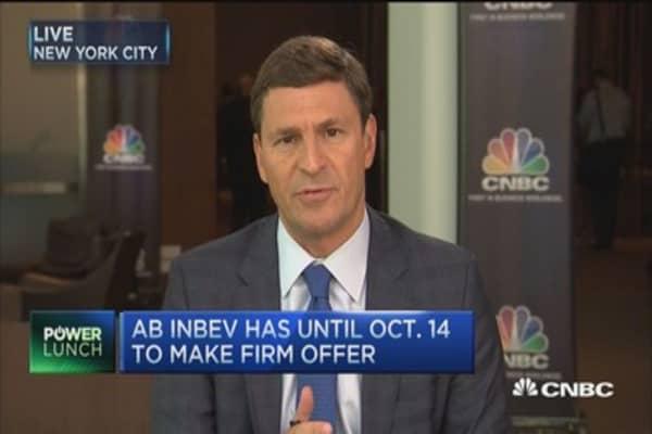Anheuser-Busch InBev plans SABMiller takeover