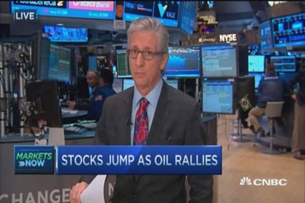 Pisani: Energy sector surges