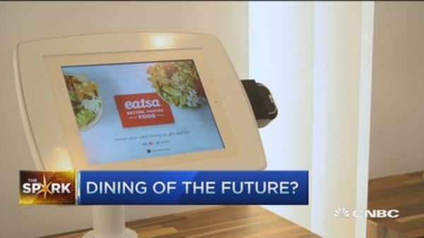 Are server-less restaurants the future of dining?