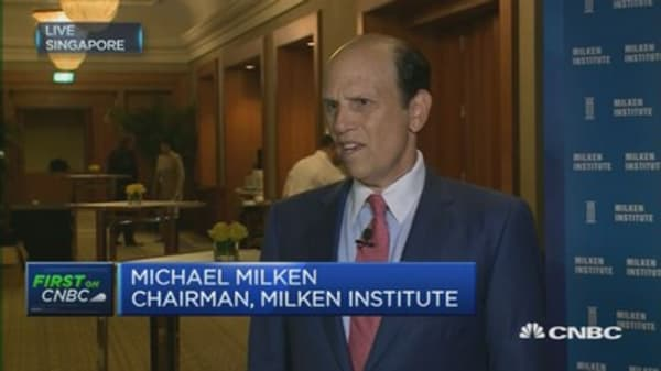Milken: Africa's potential is enormous
