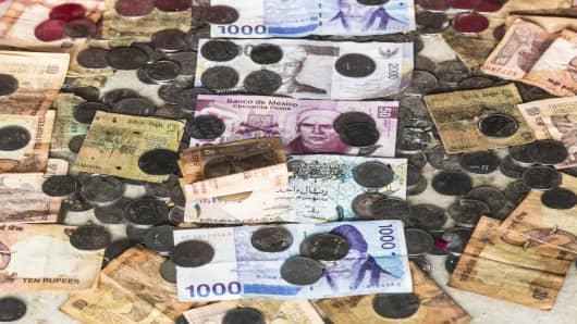 Investors are finding value in emerging market debt