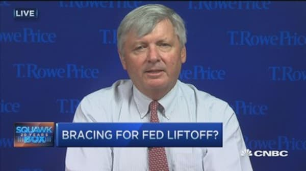 Markets not 'adverse' to small rate hike: Brian Rogers