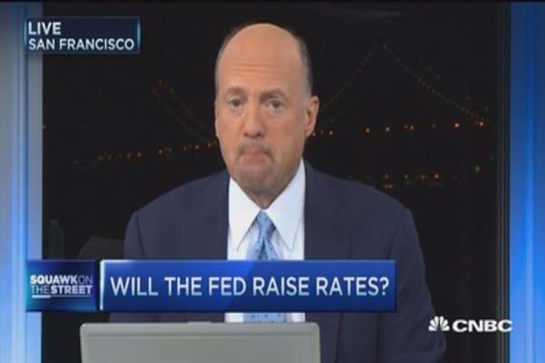 Cramer: Yellen's Fed vs. Bernanke's