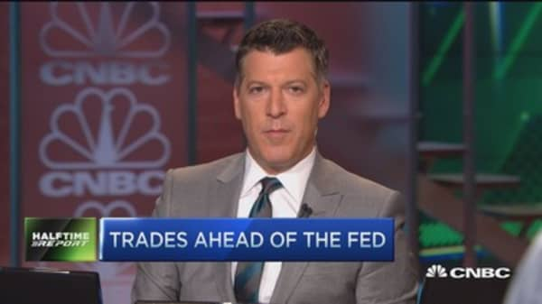 Top trades for the 2nd half: Eyes on Fed