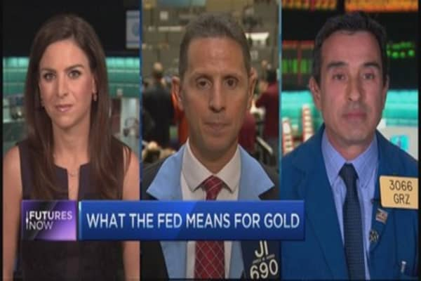 What the fed means for gold