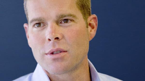 John Rainey, PayPal CFO
