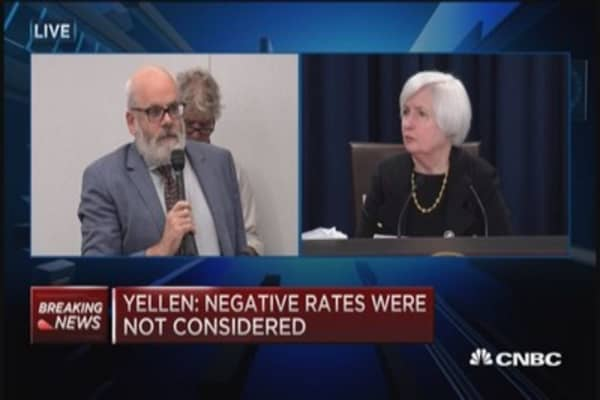 Envision further improvement in housing: Yellen