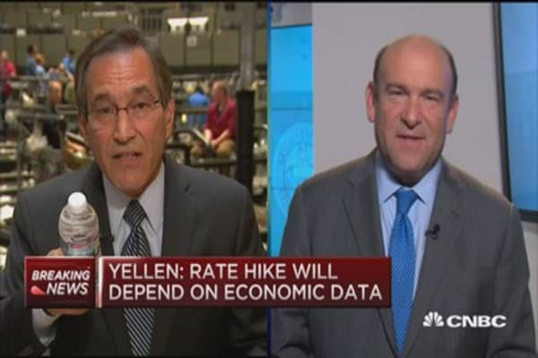 Fed now UN central bank: Santelli
