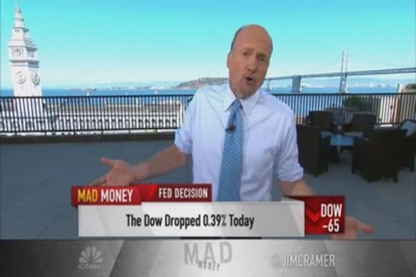 Cramer: Phew! Fed gets it. Prepare for high prices