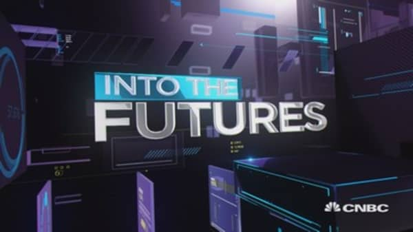 Into the Futures: Trading the Fed's 'dot plot'