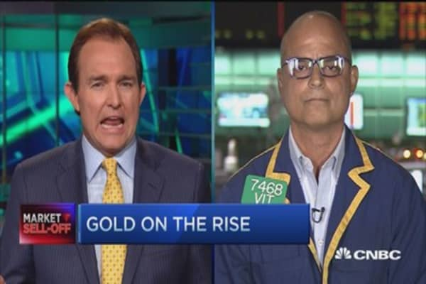 Gold stuck in sideways range: Pro