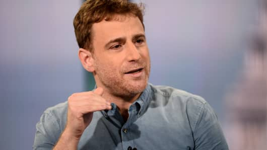 Stewart Butterfield, co-founder of Slack and Flickr