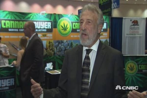 George Zimmer on pot: You're gonna like the way you feel