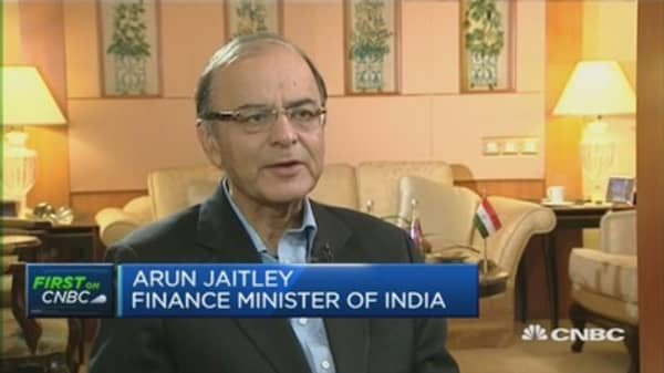 India must focus on domestic investment, demand: Fin Min