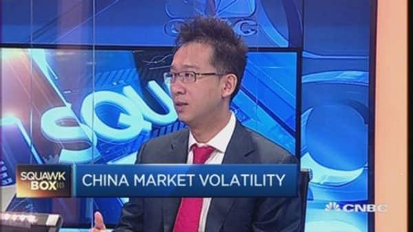Where are China stocks headed? Hard to say: Pro
