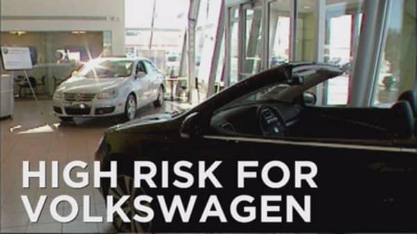 Volkswagen halts sales of 2015 diesel cars