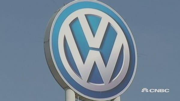 VW runs afoul of EPA, shares hammered