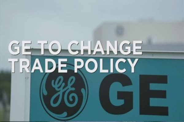 GE may move manufacturing abroad: Immelt