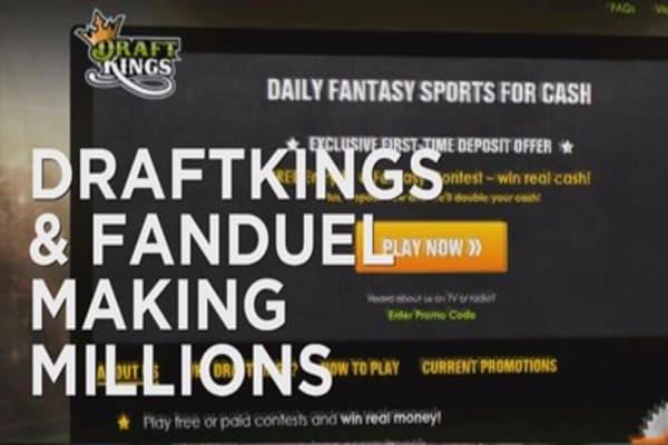 Fantasy market revs up