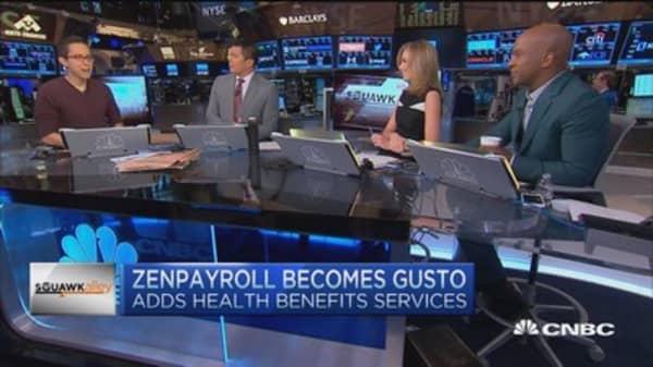 ZenPayroll's plans for Gusto