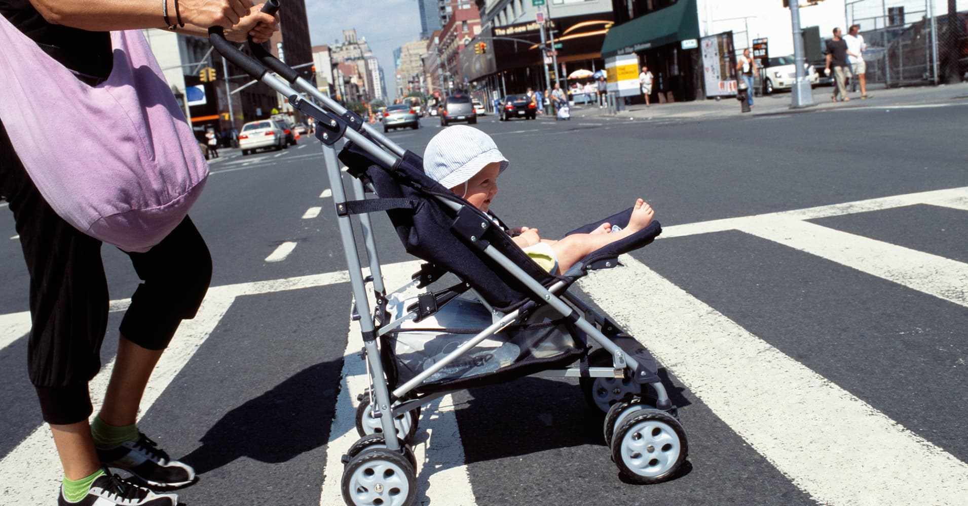 New York City is one of the most expensive cities to raise a child.