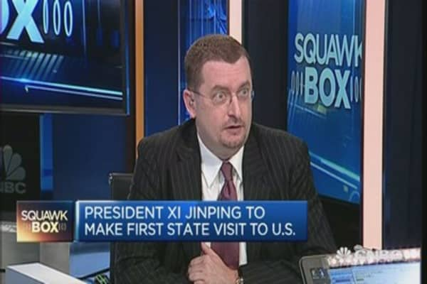 China's Xi visits US: Expect a frosty affair?