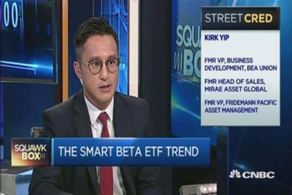 Is smart beta the better way to play China A-shares?