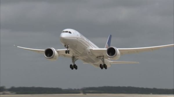 Airlines post most profitable quarter since 2007