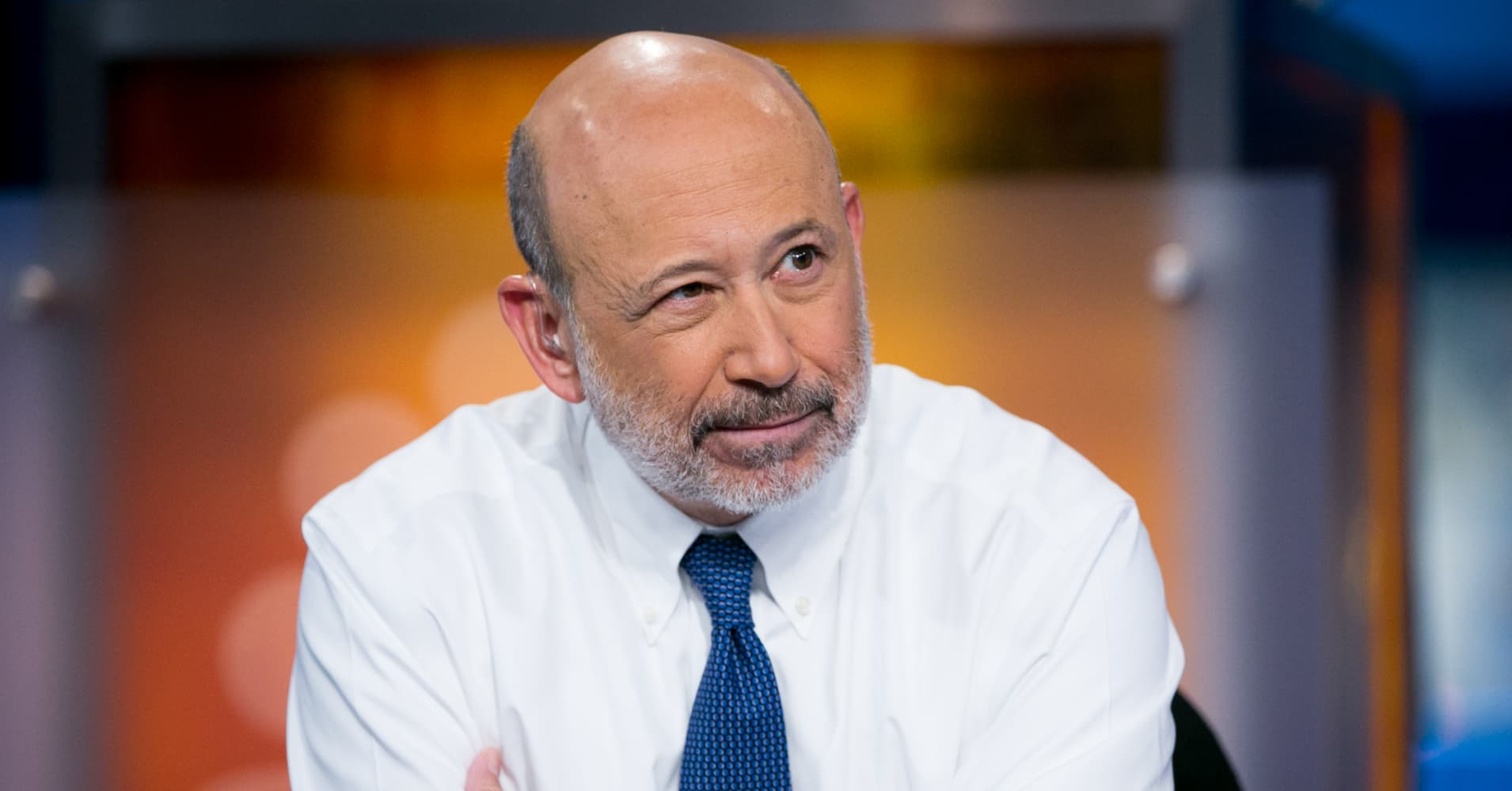 Goldman Sachs earnings blow past expectations; shares rise