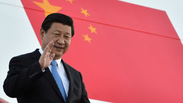 President of the People's Republic of China Xi Jinping.