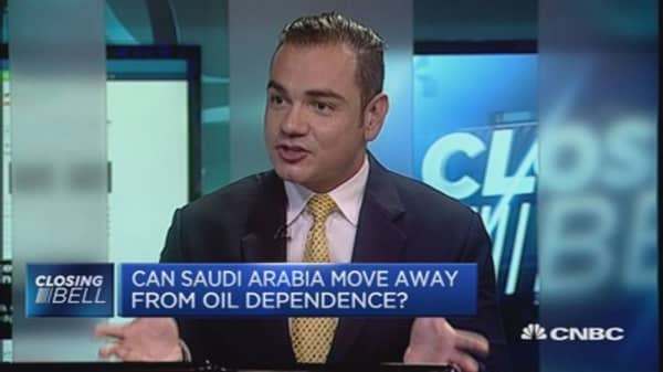 Investing in Saudi Arabia