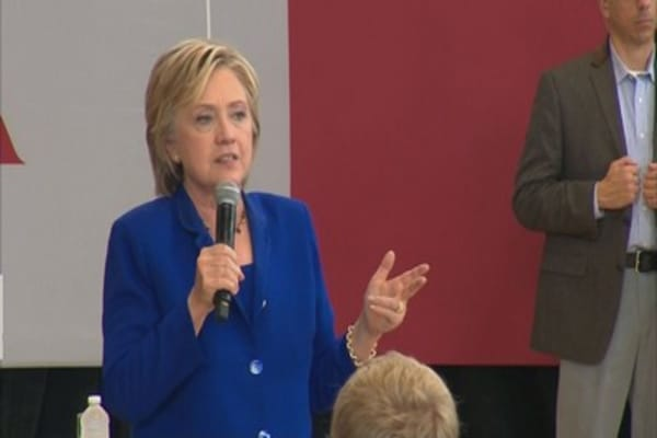 Hillary Clinton: I oppose Keystone XL