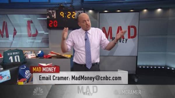 Cramer: Snatch up these $$$ making opportunities