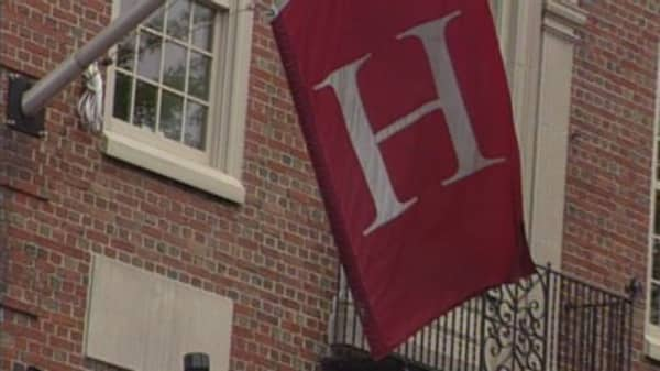 Harvard is hiring