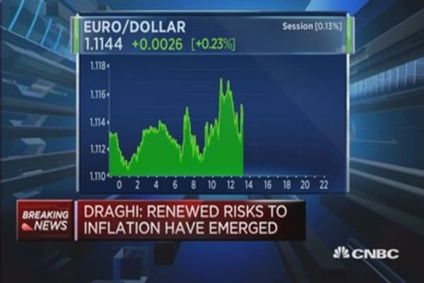 Draghi: Grateful of Greek agreement