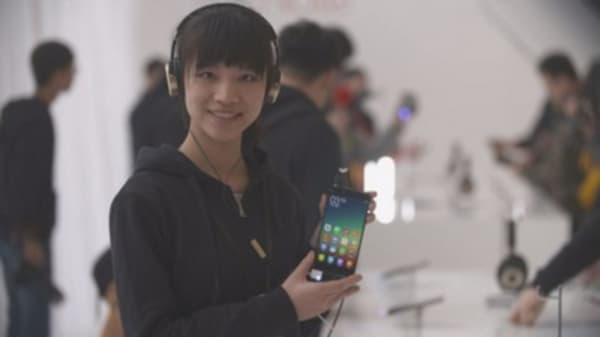 Xiaomi lauches Mi Mobile