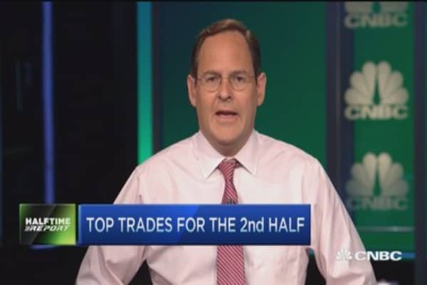 Top trades for the 2nd half: Foot Locker, H&R Block & more