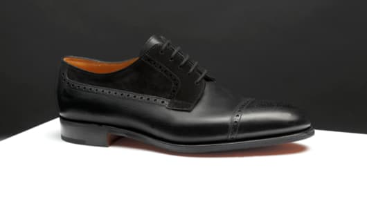 John Lobb shoes.