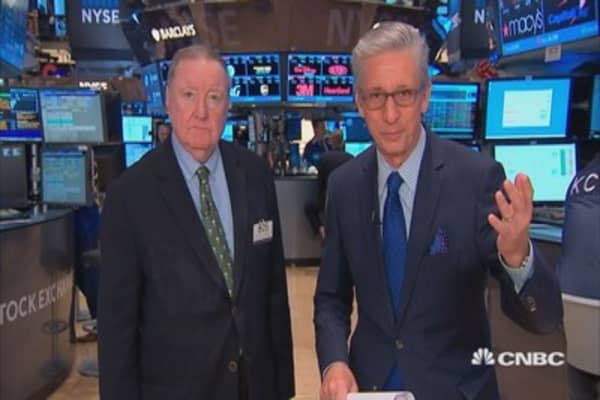 Cashin says: Weak revenues a factor across market