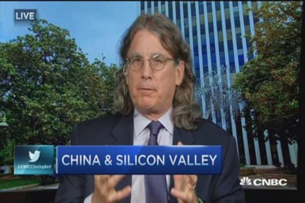 China & US need each other: McNamee