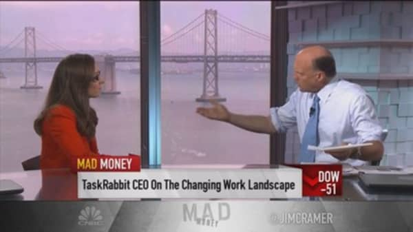 This is the future of work: TaskRabbit CEO